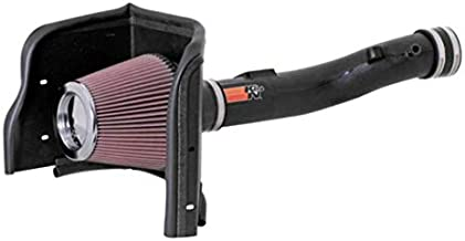 K&N Cold Air Intake Kit: High Performance, Increase Horsepower: Compatible with 2005-2011 Toyota Tacoma, 4.0L V6,63-9025