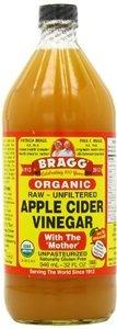 Bragg Apple Cider Vinegar 946ml X 2 (Pack of 2) by Bragg's