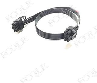 FCQLR para Corsair AX760i / 860i / 1200i / AX1500i Module Power Supply 8pin (6 + 2) Graphics Card Power Cable 0.6m