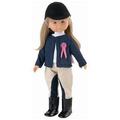 Corolle -T2479- Miss Corolle - Les Chéries -poupées - accessoiresEns. Cavalière \