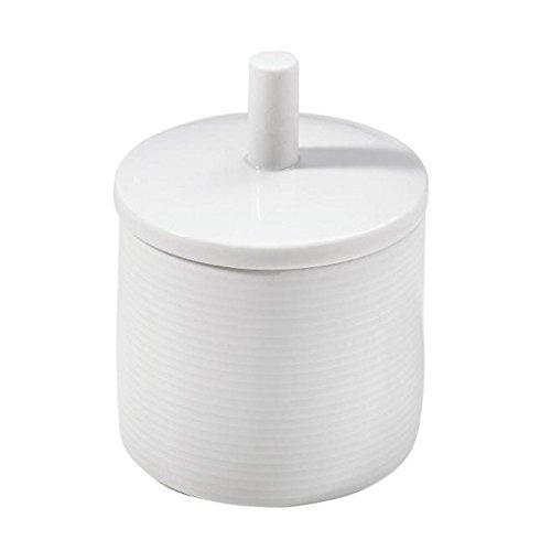 Thomas 11900-800001-14330 Sucrier 3, Porcelaine, Blanc, 10,4 x 10,4 x 10 cm