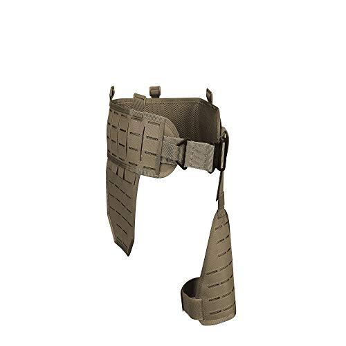 OAREA Molle - Cinturón táctico para hombre, 1000D, nailon, ultra ancho, táctico, de liberación rápida, transpirable, multifuncional, ajustable, acolchado suave