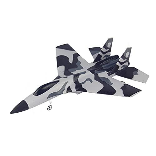 FYRMMD 2.4G Niños Juguetes Modelo Avión EPP Espuma Aviones Educación Planeador Aviones de Combate Juguetes de Control Remoto para (Coche de Control Remoto)