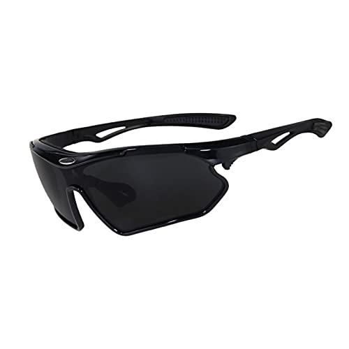 CYYS Gafas de Gafas polarizadas Deportivas de Ciclismo, Gafas de Sol para Bicicletas de montaña de Bicicletas, Gafas de Sol Deportivas de Golf