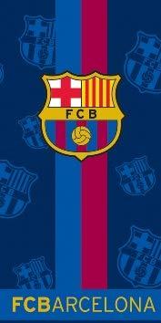 FC Barcelona FCB4001 - Toalla de Ducha (70 x 140 cm