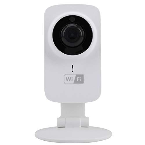 Jingyig Cámara para Mascotas, Detección de Movimiento inalámbrica Monitor de cámara para bebés con Audio de 2 vías, WiFi Pet Nanny Ancianos para bebé(U.S. regulations)