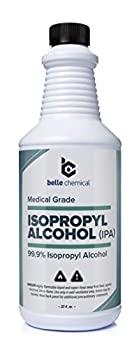 Medical Grade Alcohol - No Methanol - No Foul Odor - Meets USP Specifications - Approved for Hand and Skin Application  32oz   1 Bottle  32oz