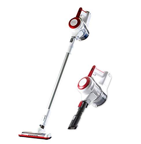 Spazzatrice girevole per la pulizia della polvere, aspirapolvere a batteria ricaricabile per uso domestico, tappeto, auto