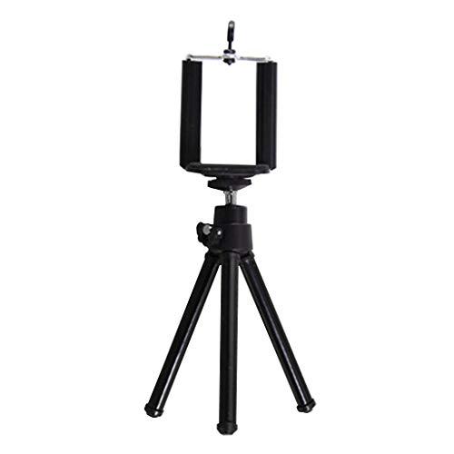 WE-HYTRE Soporte para cámara, trípode portátil para cámara Mini y adecuado para hogar-145 mm