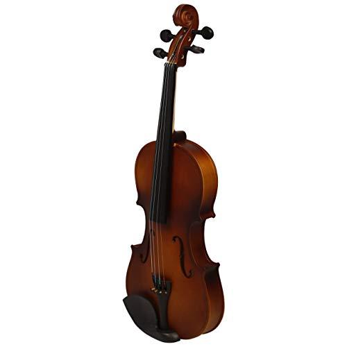 Kadence, Vivaldi 4/4 Violin With Bow, Rosin, Hard Case SM10