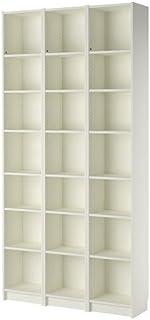 IKEA BILLY - Librero, blanco - 120x237x28 cm