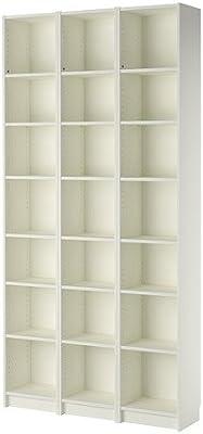IKEA BILLY - Librero, blanco - 120x237x28 cm: Amazon.es: Hogar