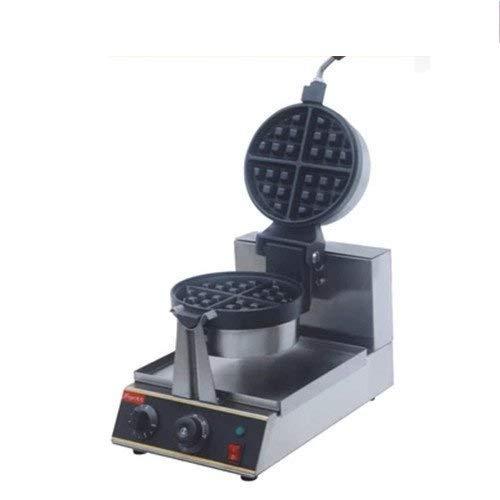 FY-2205180 Rotated 220v Electric 4-Slice Round Belgium Waffle Maker Machine Baker Iron