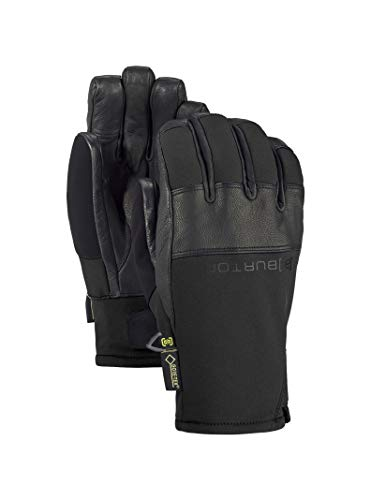 Burton Men's AK Gore-Tex Clutch Glove, True Black, Large