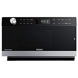 Galanz GTWHG12S1SA10 4-in-1 ToastWave with TotalFry 360, Convection, Microwave, Toaster Oven, Air Fryer, 1000W,1.2 Cu.Ft, LCD Display, Cook, Sensor Reheat, Stainless Steel (B0858G3T97) | Amazon price tracker / tracking, Amazon price history charts, Amazon price watches, Amazon price drop alerts