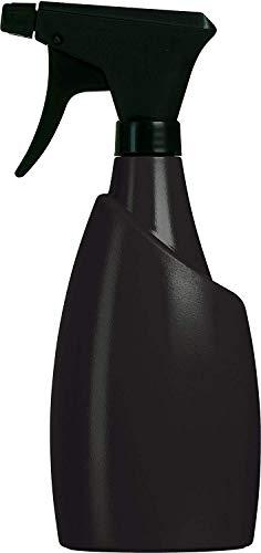 Emsa 505896 Blumensprüher, mattes Design, Kunststoff, Volumen 0,7 Liter, Anthrazit