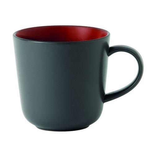 Royal Doulton Bread Street Dark Red Mug