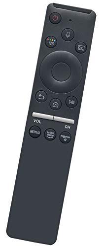 ALLIMITY BN59 01312B Telecomando Sostituisci per Samsung 4K SMART ULTRA HDTV with Netflix Rakuten TV Buttons GQ43Q60R GQ55Q80R GQ75Q60R QE49Q70RAT QE55Q80RAT QE65Q70RAT QE75Q60RAT QE82Q60RAT GQ49Q60R