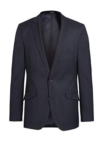 Michaelax-Fashion-Trade Messieurs de Construction Sakko dans Bleu foncé, Marque : Lanificio TESSUTI Italia, Mario (44–60, 24–30, 86–114) - Bleu - 110