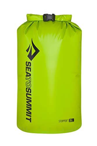 Sea to Summit Stopper - Para tener el equipaje ordenado - 35 L verde 2017
