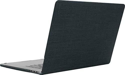 Incase Designs Cubierta rígida Texturizada en Woolenex para MacBook Pro de 13 Pulgadas - Thunderbolt 3 (USB-C) - Heather Navy