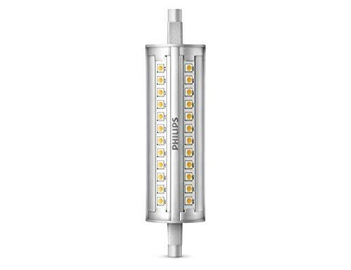 Philips LED Linear Leuchtmittel, 118 mm, 100 Watt, R7S, 4000 K, dimmbar, 1 Stück