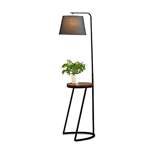 TrekCovers Stehlampe Netz Rot Sofa Aufbewahrung Couchtisch Stehlampe Wohnzimmer Schlafzimmer Wind Einfache Moderne Persönlichkeit Stehlampe