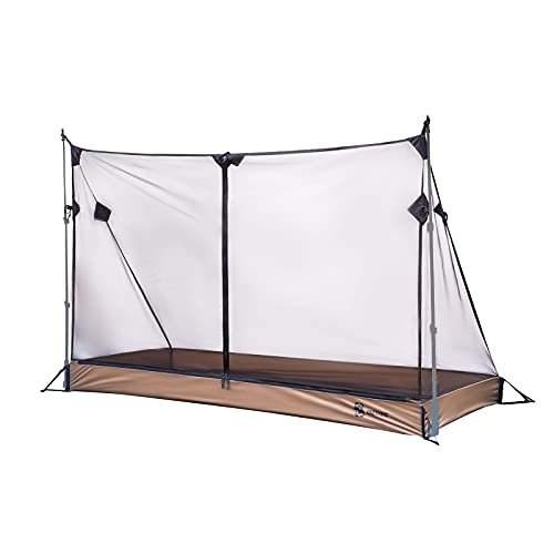OneTigris モスキートネット キャンプ用蚊帳 メッシュインナーテント タープテントに キャンプ/アウトドア...