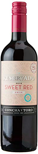Vinho Concha y Toro Reservado Sweet Red 2018 750ml