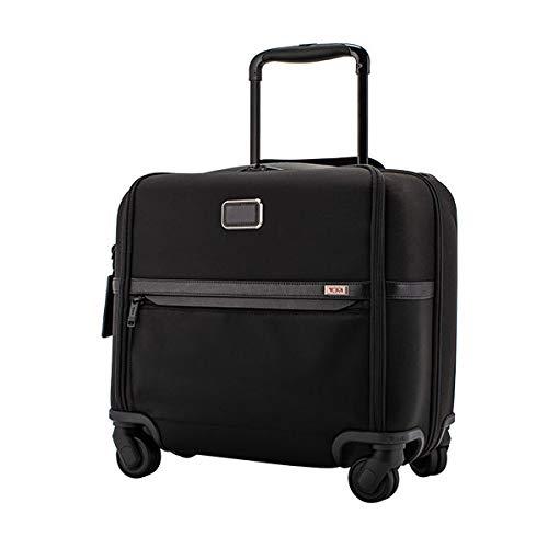 [ トゥミ ] TUMI スーツケース 24L アルファ 3 コンパクト 4ウィール ブリーフ ALPHA 3 Compact 4 Wheeled Brief 1171571041 ブラック Black キャリーバッグ 鞄 [並行輸入品]