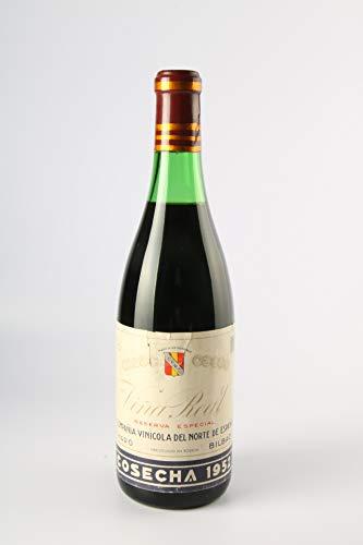 COMPANIA VINICOLA DEL NORTE DE ESPANA Vina Real Reserva Especial 1952