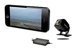 Best Car Rearview Camera for iPhone or Android - Bluetooth Backup
