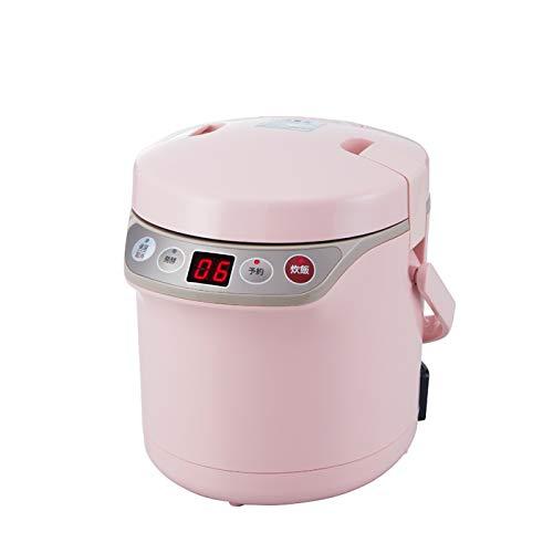 コイズミ ARCT105P 小型炊飯器 ピンク