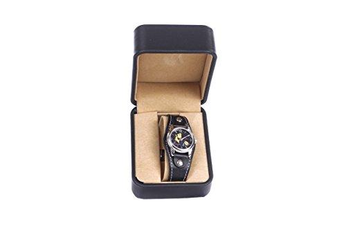 Stilvolle Armbanduhr mit klassischem Design von Elvis Presley