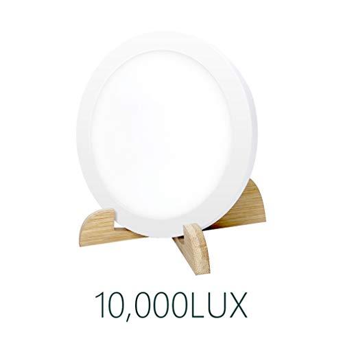 HL13C 10,000 Lux Happy Energy Health Light Daylight Adjustable Natural Sunlight Simulation