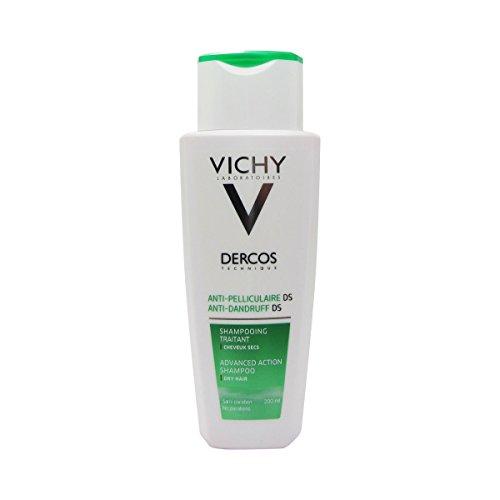 Vichy - Champú anticaspa cabello seco dercos