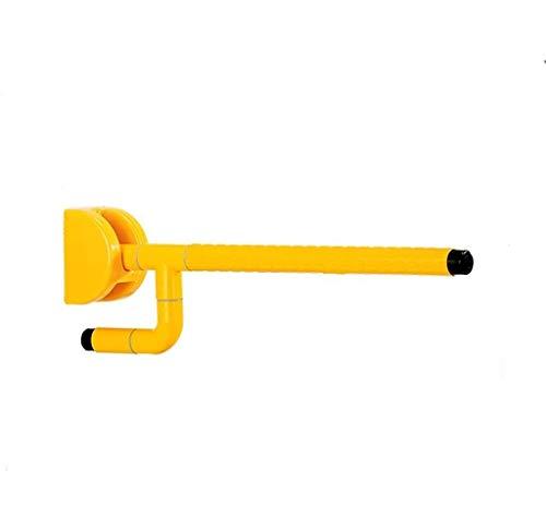 Tbagem-Yjr Safety Rail Griff Griff Bar Unterstützung Halter Rail Barriere Faltgriffhilfen (Color : Yellow)