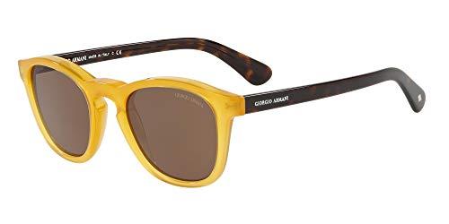 Armani GIORGIO 0AR8112 Gafas de sol, Honey, 50 para Hombre