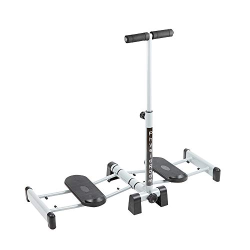 Physioroom Kompakter Faltbarer Beintrainer - Fitness und Workout für Zuhause - Beine, Oberschenkel, Gesäß, Arme, Bauch & Rücken - Stützt & Stärkt den Beckenboden