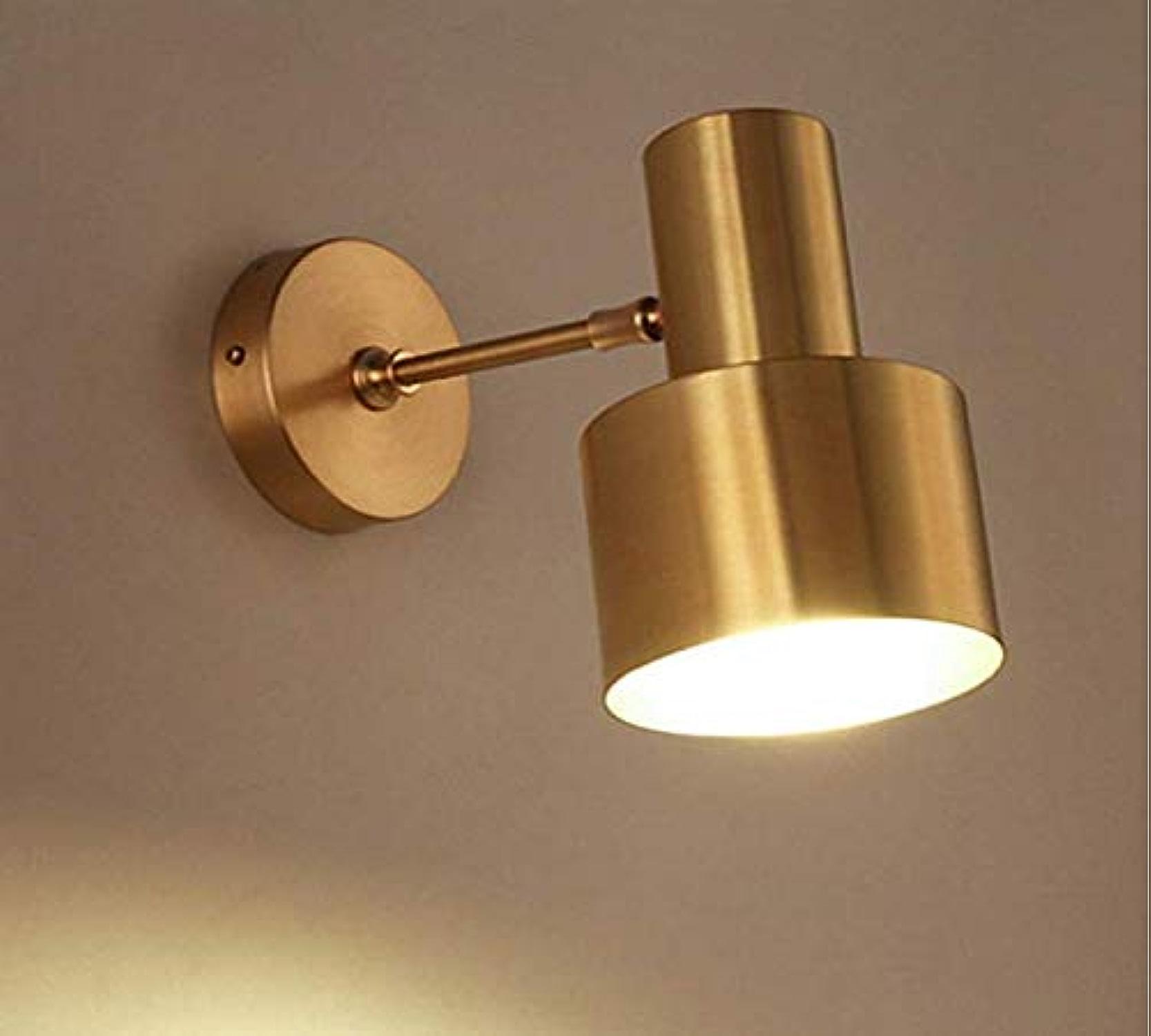 lumièremodern Simplicity 12W Retro Wall lumière Bedroom Balcony Engineebague lumière Aisle lumières 13.5  12Cm
