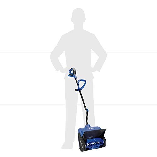 Snowy? Frosty? No problemo with an electric snow shovel 5