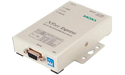 MOXA Serial Device Server, 1 puerto RS-232/422/485