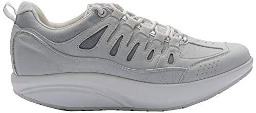 Scarpe Fitness (Bianco Ghiaccio, 39)
