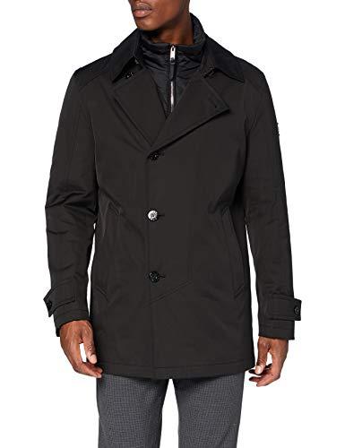 Strellson Premium Herren Adrano Jacke, Black 001, 46
