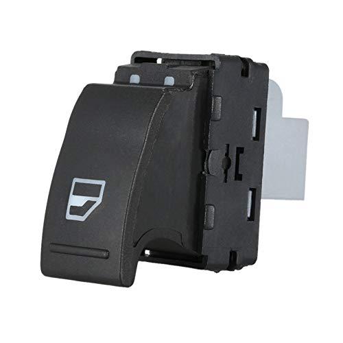 Interruptor del interruptor del interruptor del interruptor de la ventana eléctrica del estilo del automóvil Interruptor del levantador del lado del lado del pasajero / ajuste para VW T5 Accesorios de