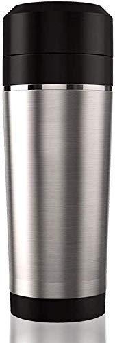 Hoge kwaliteit RVS waterkoker bewaartemperatuur Double Anti-hot automatisch stekker uit het stopcontact Hot Cup Mini draagbare reizen