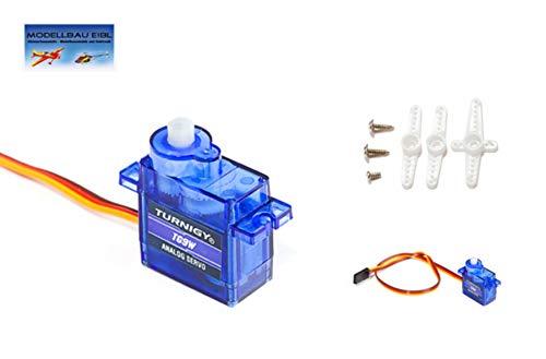 Modellbau Eibl® Turnigy TG9W 10,5g 1.8 kg 0.09 sec Micro Mini Servo wasserdicht