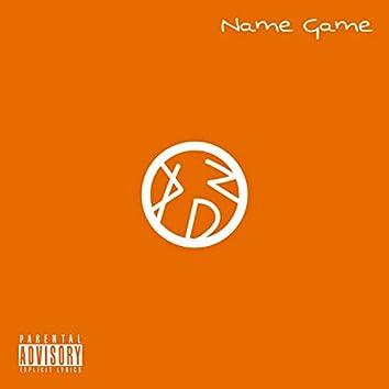 Name Game (feat. Max Rahn)