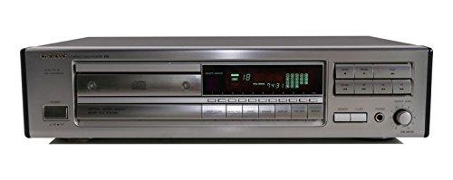 ONKYO DX-6830 R1 CD-DVD de plata/negro (salida óptica digital)