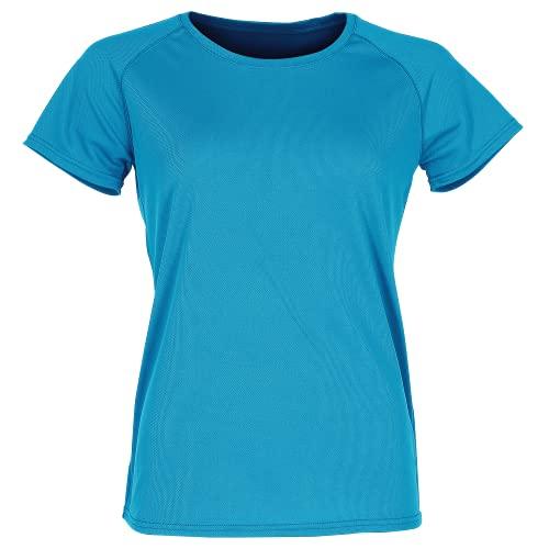 Fruit of the Loom - Camiseta para mujer Azure Blue 32/34